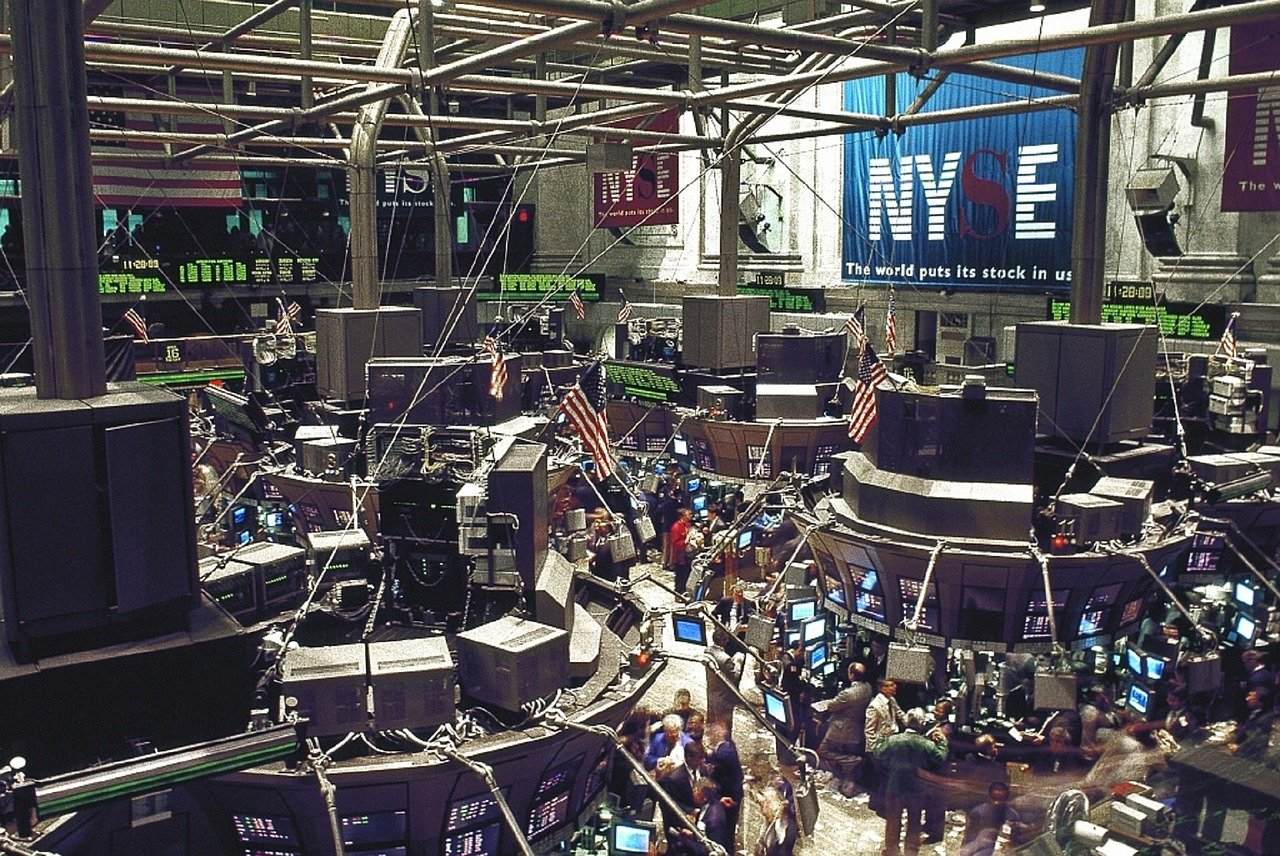 Stock Exchange Floor