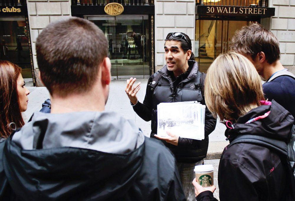 Wall Street Insider Tour